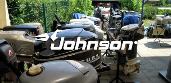 Johnson used outboards parts