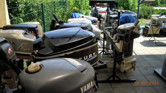Yamaha used outboards parts