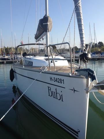 Bavaria C34 Sailboat